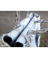 Большая сумка из кожи питона
