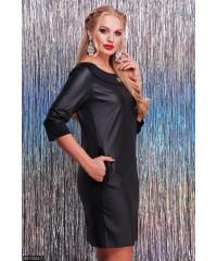 Платье 8511204-1             черный                                                                     Осень-Зима 2017                         Украина