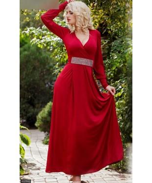 Платье 432692             красный                                                 Осень-Зима 2015                         Украина