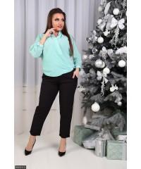 Блуза 85040-3             ментол                                                 Зима 2017                         Украина