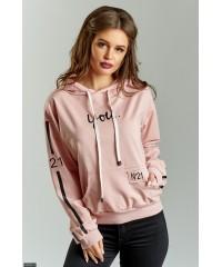 Батник 62835-3             розовый                                                 Весна 2018                         Турция
